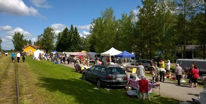 Sunday 14.8. is the time of Minkiö Harvest Market!