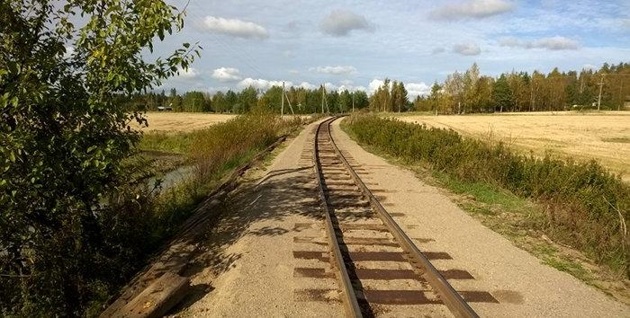Minister of Education and Culture awarded a grant for track renovation of the museum railway