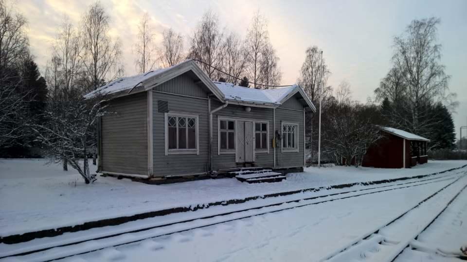 Jokioinen Museum Railway